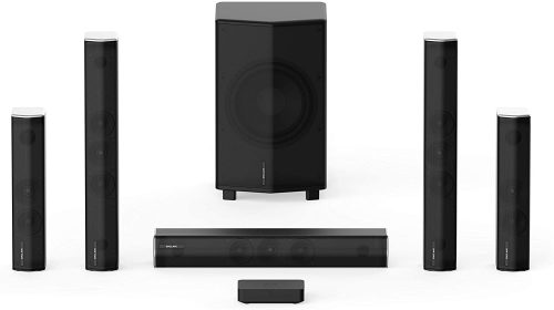Enclave CineHome PRO 5.1 HD Wireless Home Theater Surround Sound System